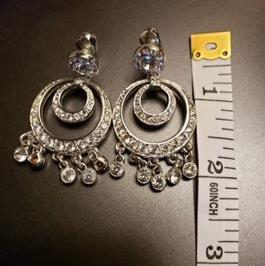 Kenneth J Lane Chandelier Earrings